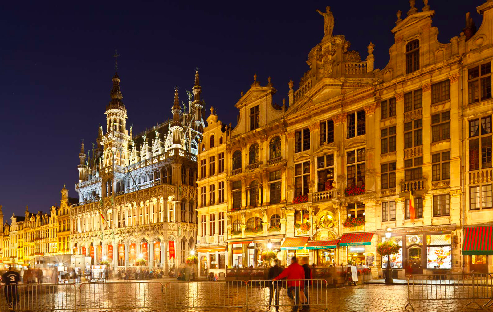 Circuits des 5 pays : Belgique Hollande Allemagne Luxembourg France