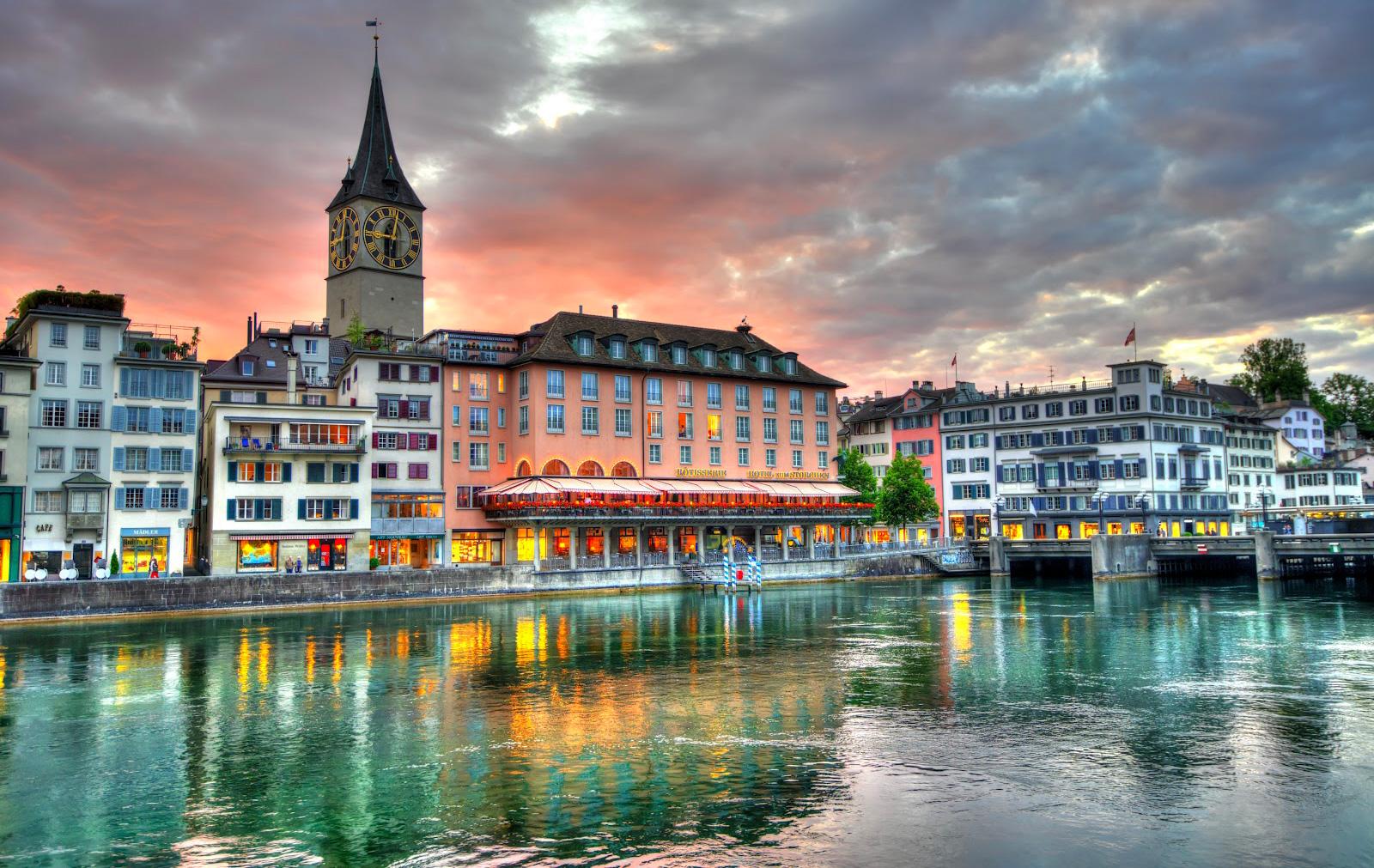 Suisse et Liechtenstein 4 jours