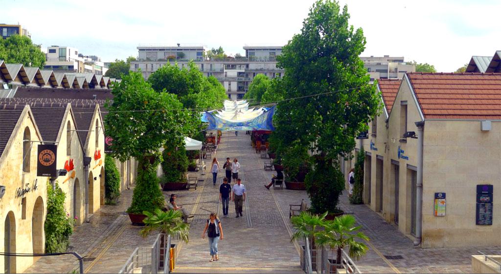 贝尔西公园和贝尔西村落,以其独特的功能设计成为法国及世界城市改造的典范……