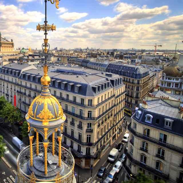 丈量巴黎| 走进奥斯曼的巴黎