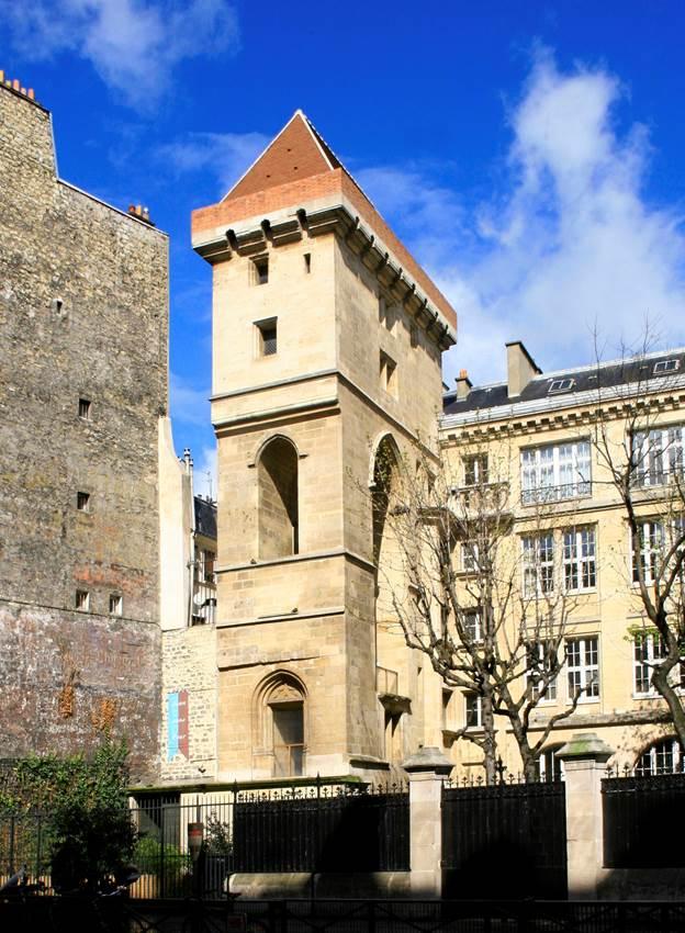 丈量巴黎/Tour Jean-Sans-Peur 中世纪的权谋与骑士之歌