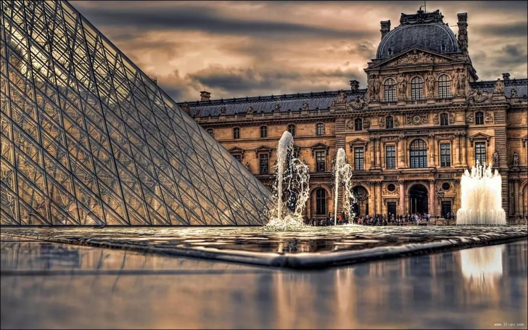 你知道卢浮宫里有几尊狮身人面像吗?你知道为什么要把它放在埃及馆的入口吗?