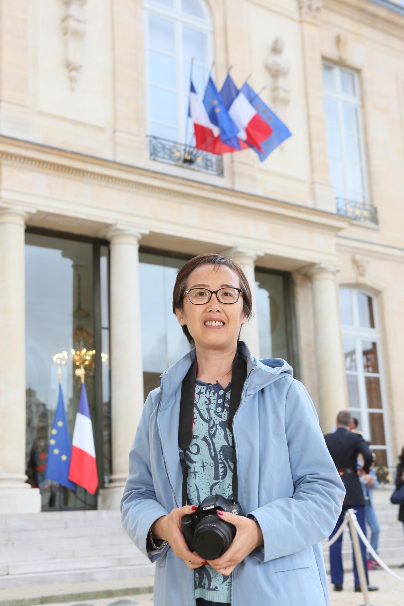 丈量巴黎,聆听巴黎文化大使的讲解,让你换一种方式打开巴黎之宫瑞华老师