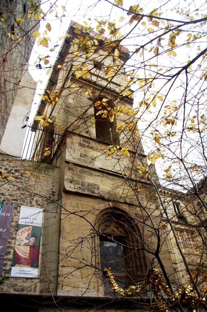 在如今巴黎屈指可数的中世纪遗址之中,无畏的约翰之塔绝对是一个不可忽视的存在。