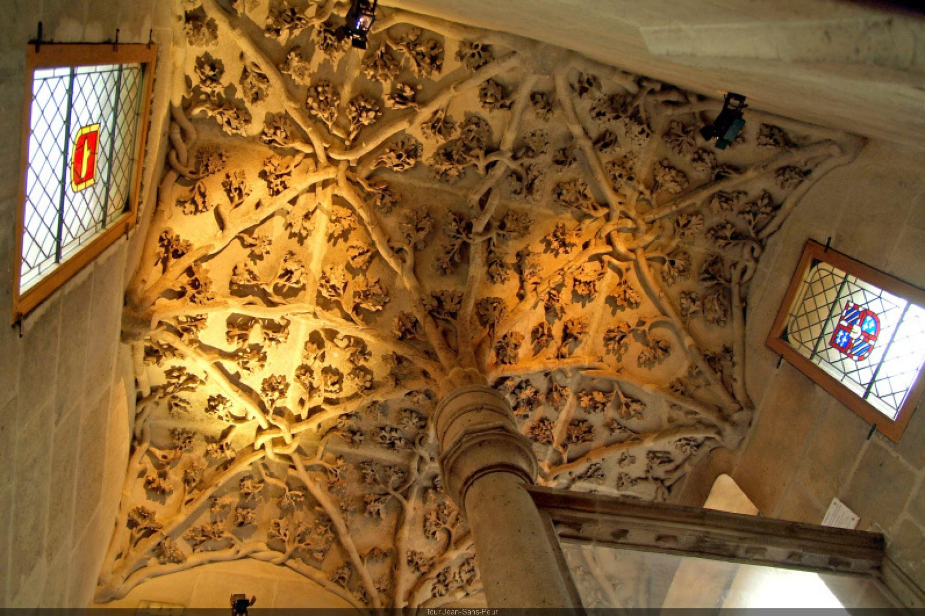 保留率中世纪皇家建筑的精华