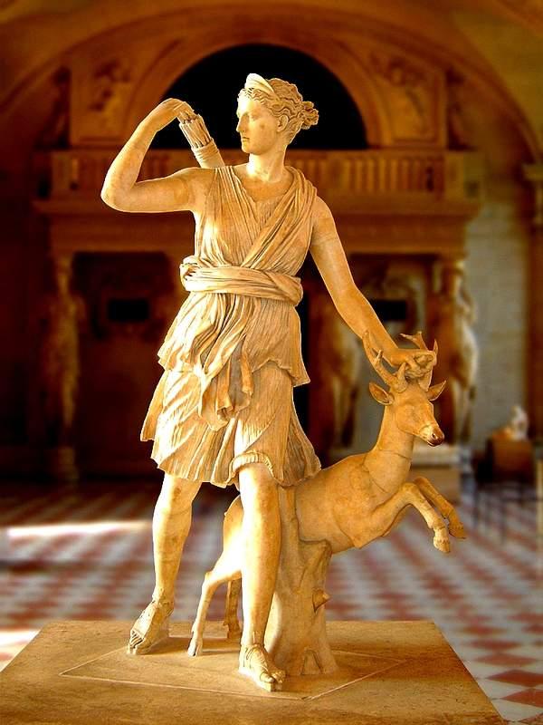 今日西方人的基本特征在公元前几百年的希腊已见雏形。