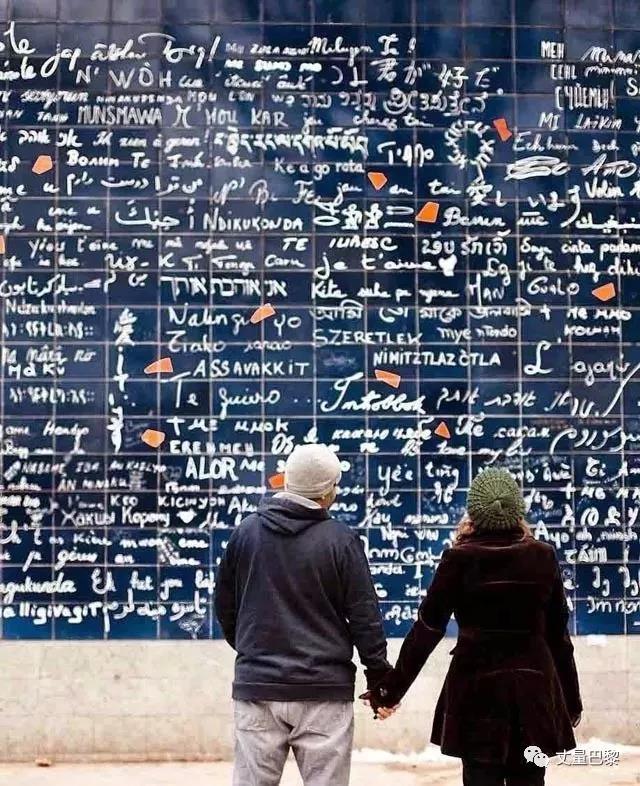 你想知道到底有多少种语言能表达你对她的爱吗?