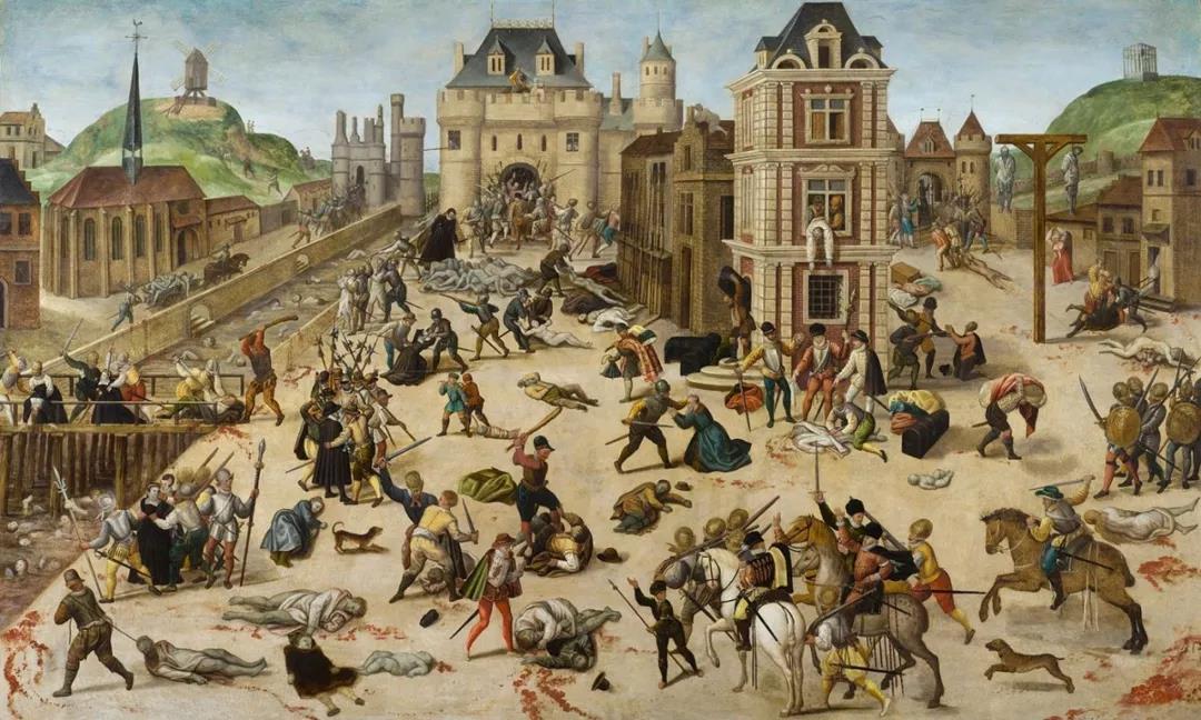 如何理解宗教冲突与文明冲突的原因呢?