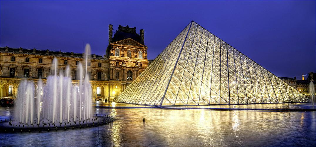 卢浮宫系列