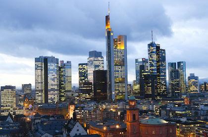 法兰克福(Frankfurt) - 巴黎(Paris)