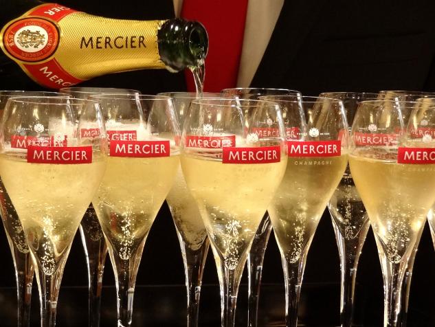 科尔马(Colmar)-Mercier酒庄-巴黎(Paris) (488KM)