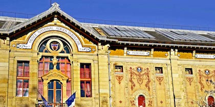 巴黎(Paris) - 利摩日(Limoges)