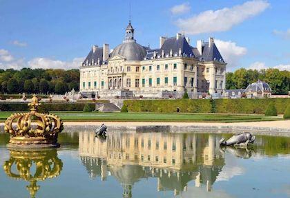 巴黎(Paris) - 枫丹白露宫 (Château de Fontainebleau) - 巴比松(Barbizon) -沃子爵堡 (Château de Vaux-le-Vicomte) - 巴黎(Paris)