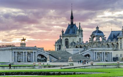 蒂伊城堡 (Domaine de Chantilly)-桑利斯(Senlis)