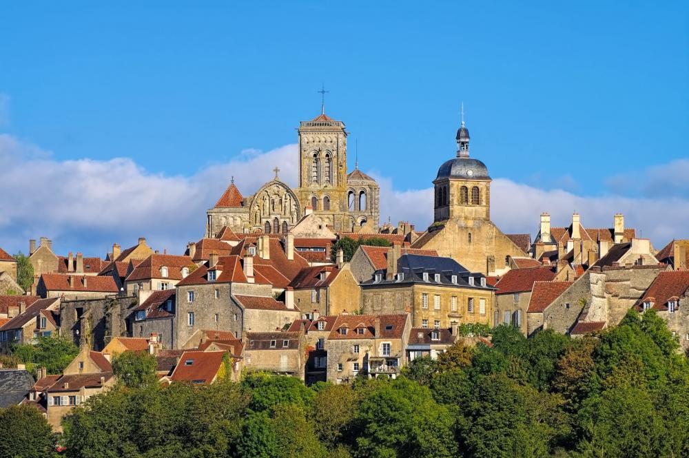 巴黎-Vézelay