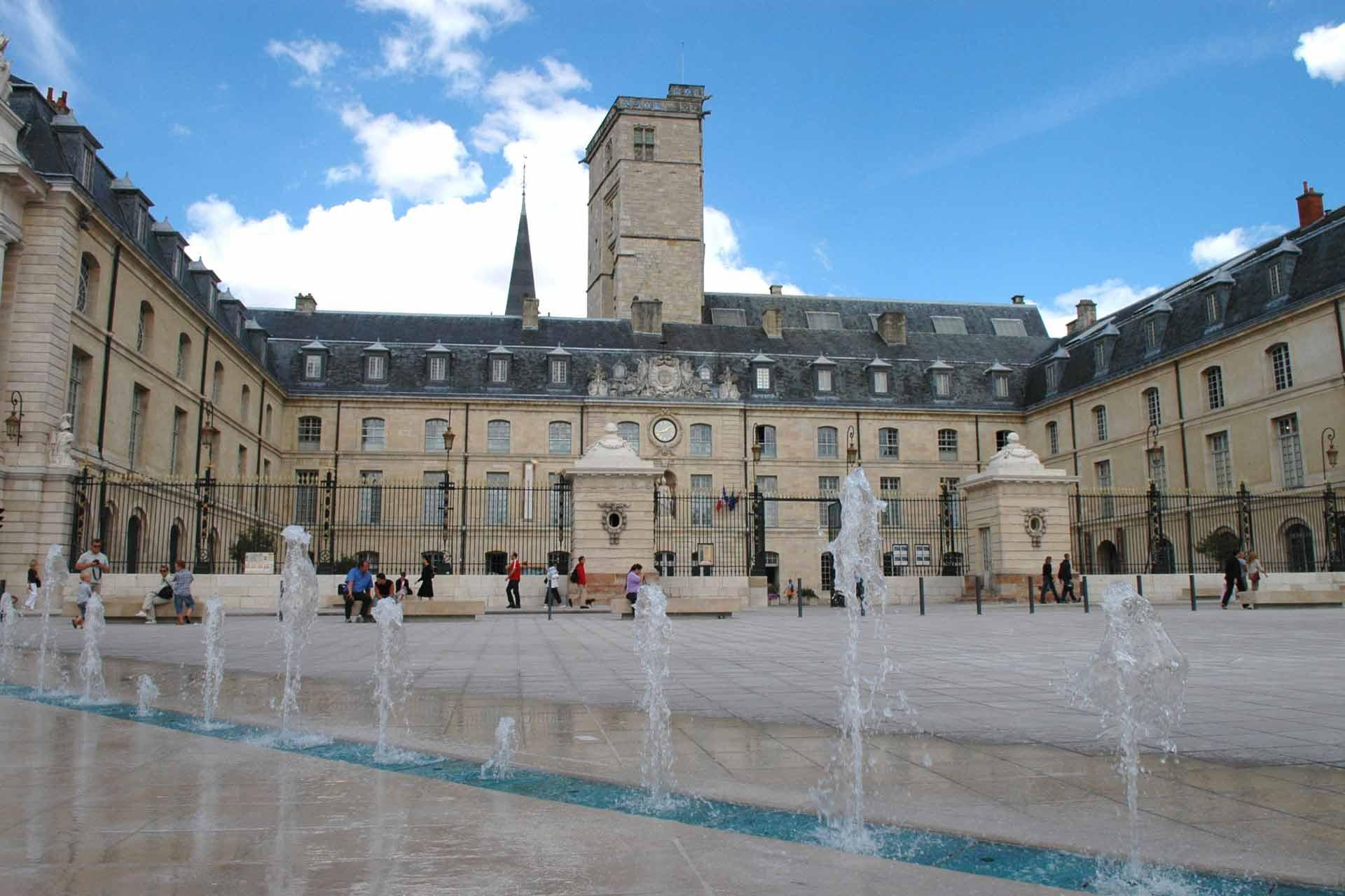 巴黎(Paris)-第戎(Dijon)-博纳(Beaune)