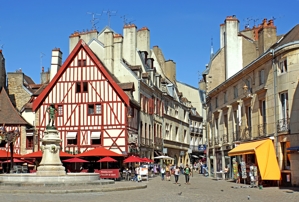 巴黎(Paris)-第戎(Dijon)(315KM)