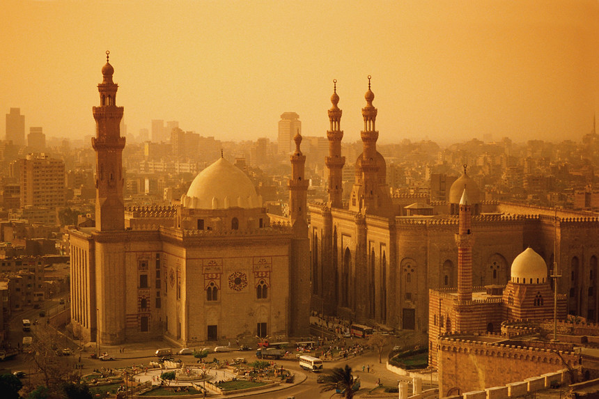 巴黎(paris)-开罗(Cairo)