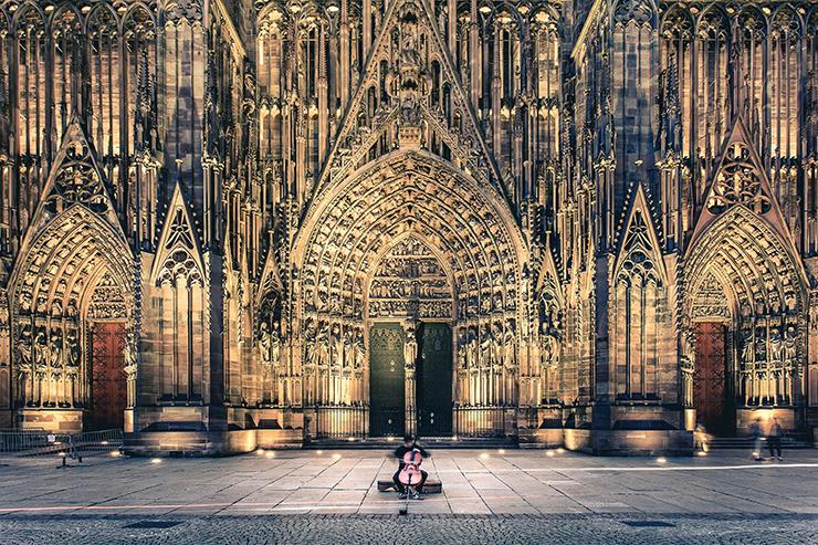 巴黎(Paris)-斯特拉斯堡(Strasbourg) (491KM)