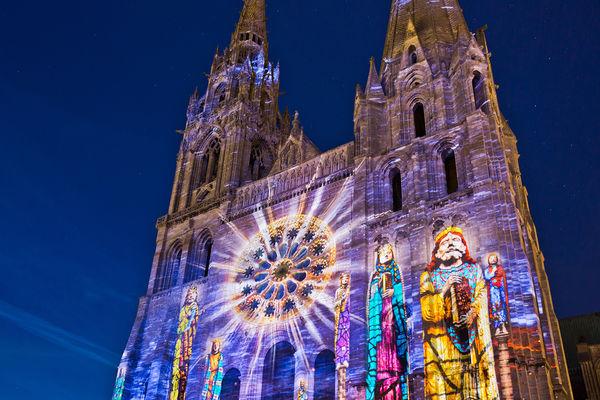 巴黎(Paris)-沙特尔(Chartres)-索米尔(Saumur) (321KM)