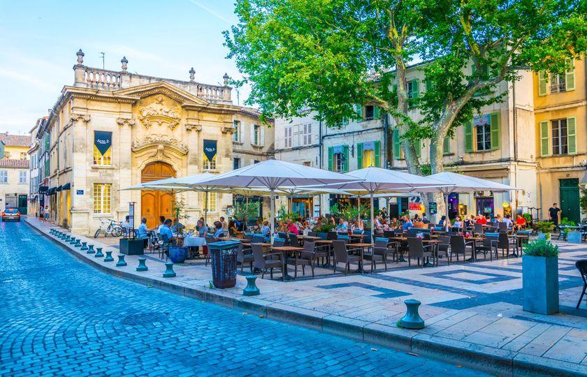 巴黎(Paris) – 阿维尼翁(Avignon)