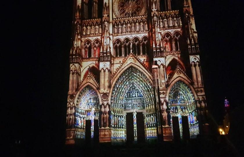 巴黎(Paris)- 朗斯(Lens)- 亚眠(Amiens)- 巴黎(Paris)