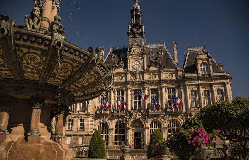 巴黎(Paris) – 利摩日(Limoges)