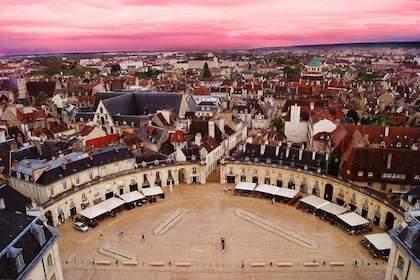 巴黎(Paris)--第戎(Dijon)--里昂(Lyon)