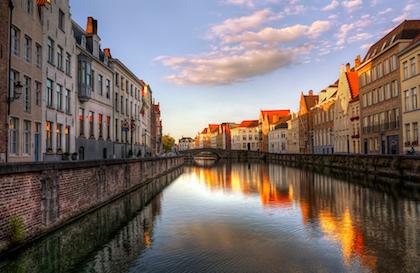 巴黎(Paris) -布鲁日(Bruges)