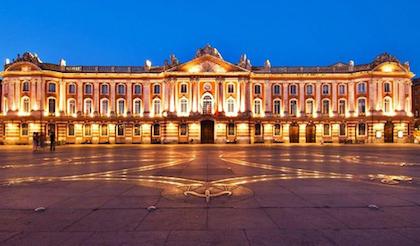 巴黎(Paris) – 图卢兹(Toulouse)