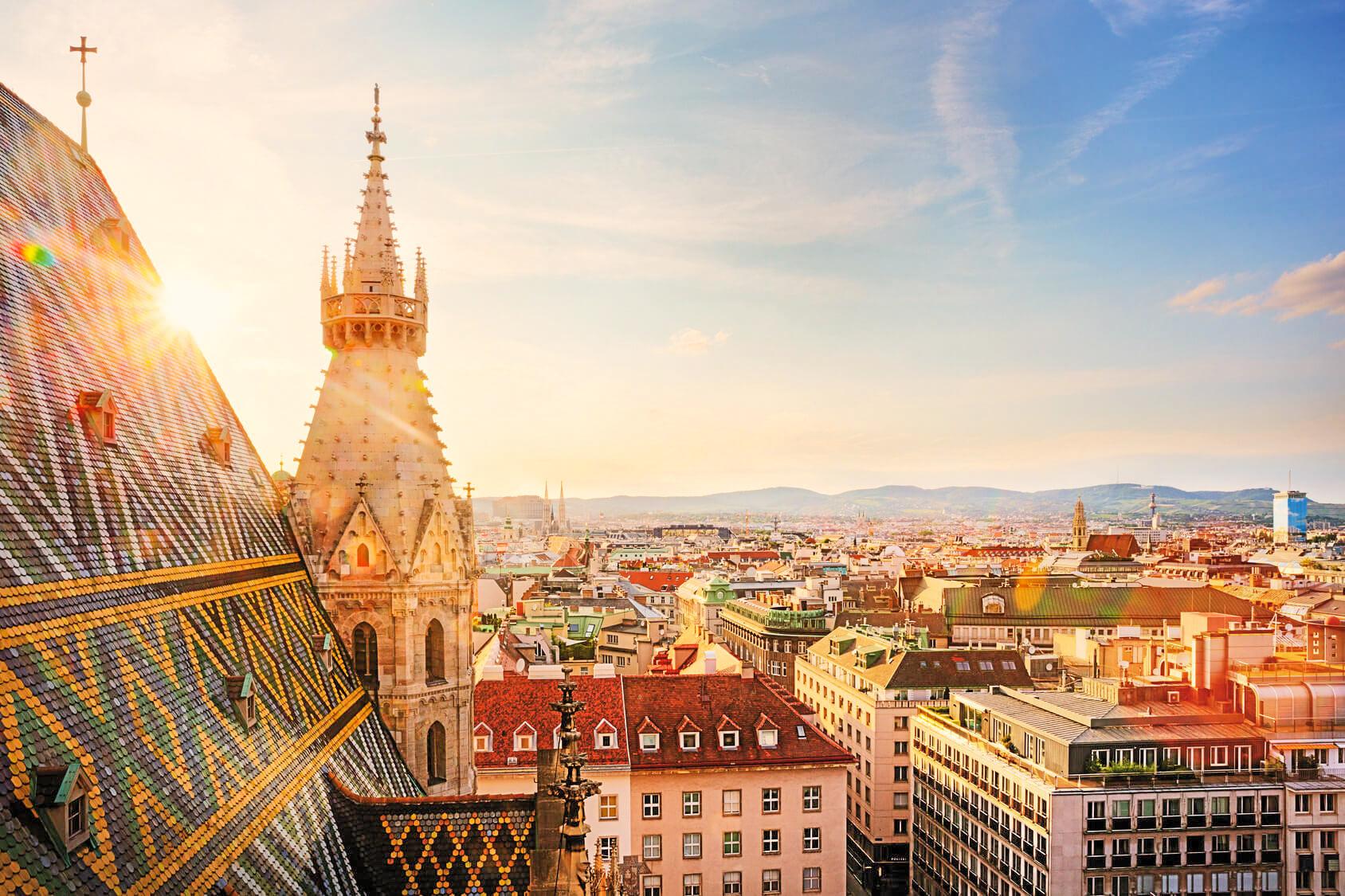 巴黎(Paris)-维也纳(Vienna)