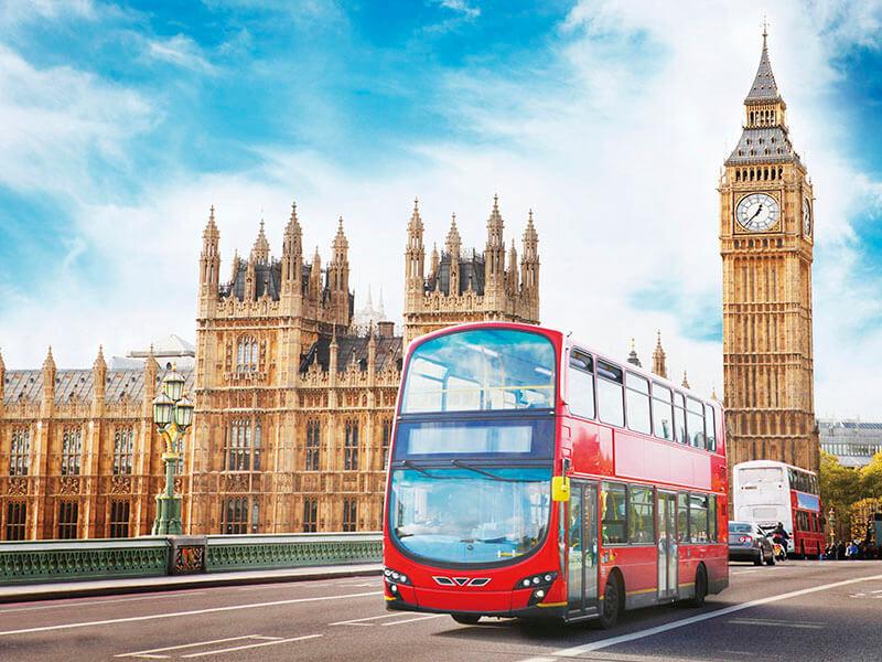 巴黎(Paris)-伦敦(London)