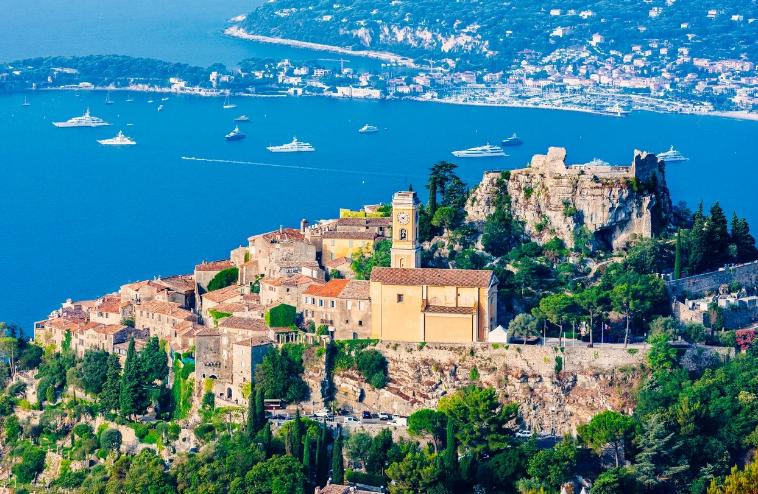 巴黎(Paris)-尼斯(Nice)-摩纳哥(Monaco)