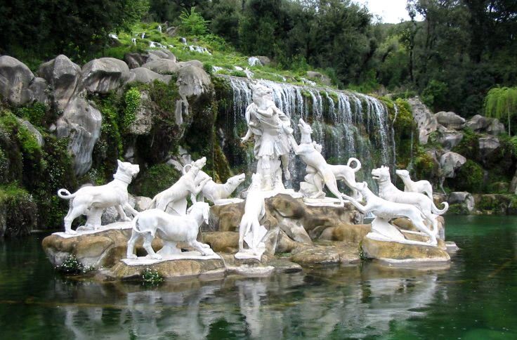 罗马(Rome)-卡塞塔(Caserta)-那不勒斯(Naples)(238KM)