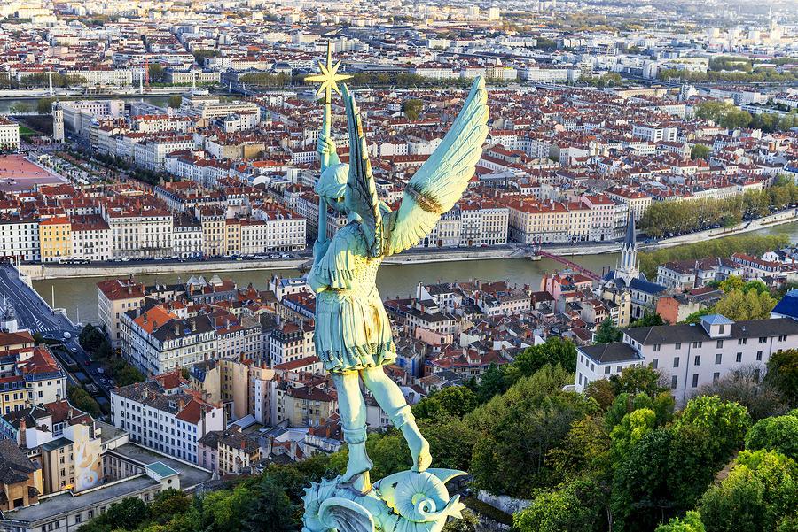 巴黎(Paris)-里昂(Lyon)