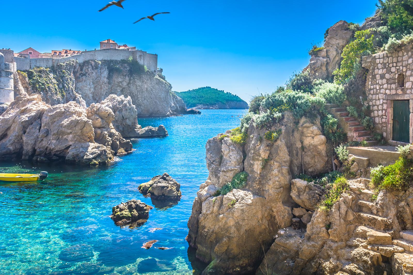 巴黎(Paris)-杜布罗夫尼克(Dubrovnik)