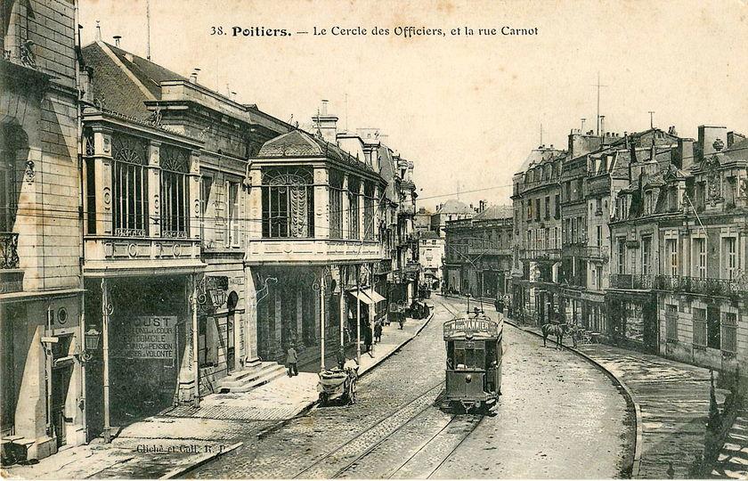 巴黎(Paris)- 普瓦捷(Poitier)