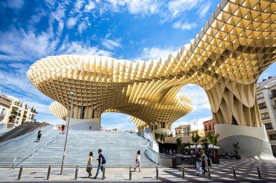 里斯本(Lisboa)-塞维利亚(Sevilla)(450KM)