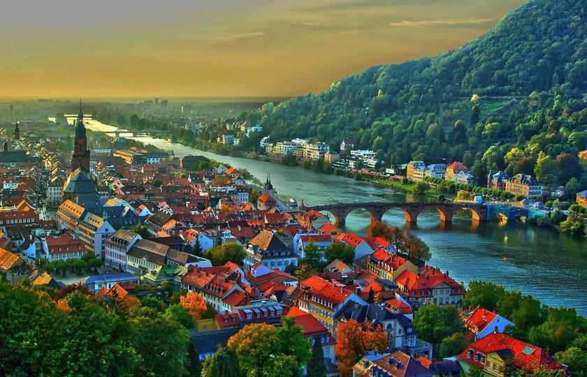 巴黎(Paris) - 海德堡(Heidelberg)