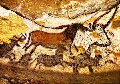 拉斯科岩洞(Grotte de Lascaux) - 圣埃米利翁(Saint-Emilion)-波尔多(Bordeaux)