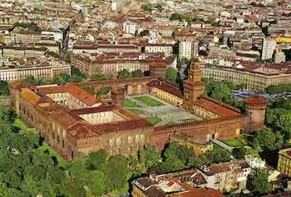 日内瓦(Geneve)  – 米兰(milan) – 维罗纳(Verona)