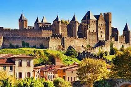 图卢兹(Toulouse)- 卡尔卡松(carcassonee) - 巴塞罗纳(Barcelona)