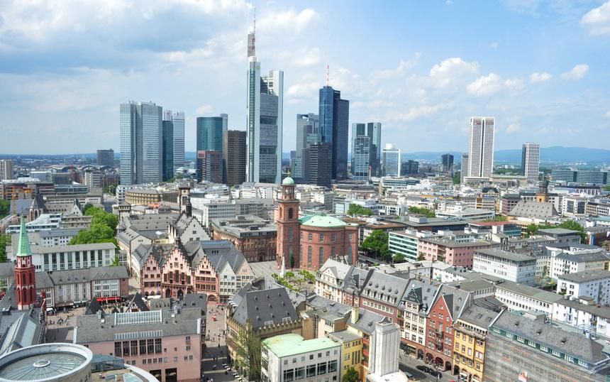 阿美城(Amneville)-法兰克福(Frankfurt)