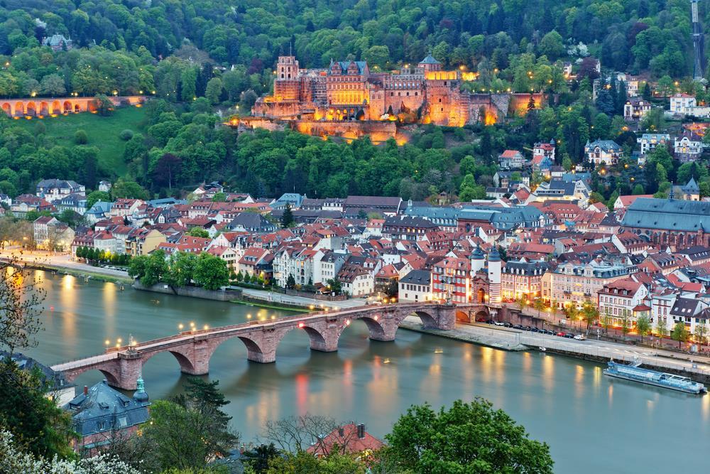 海德堡(Heidelberg)-纽伦堡(Nürnberg)