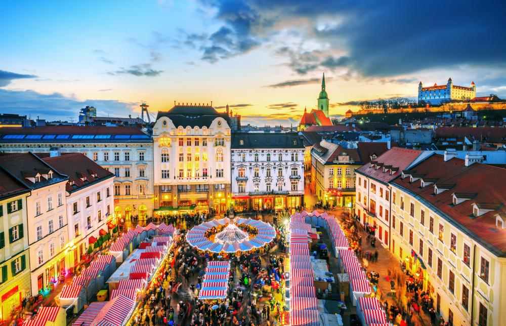布达佩斯(Budapest)-布拉迪斯拉发(Bratislava)(201KM)
