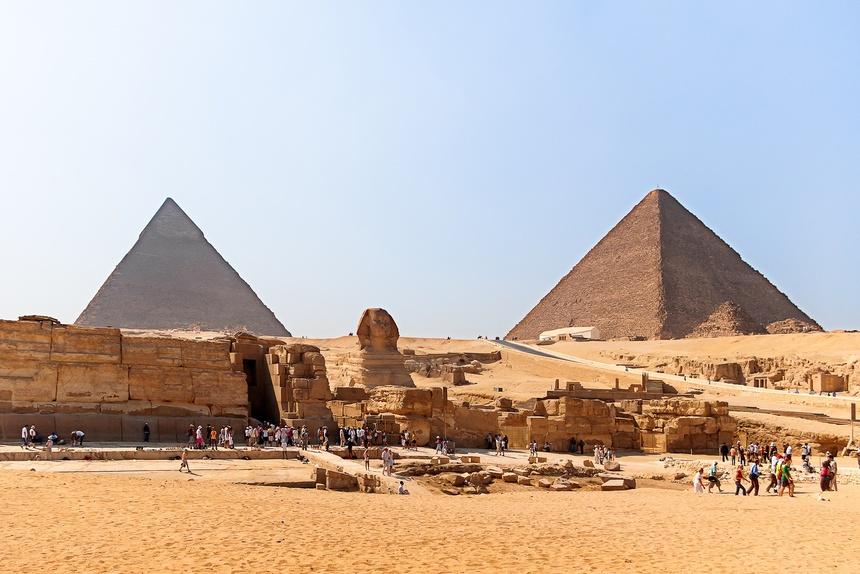 开罗(Cairo)-孟菲斯(Memphis)-阿斯旺(Aswan)
