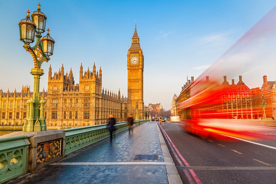 伦敦London