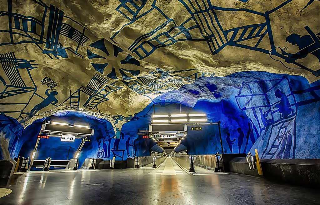 哥本哈根(Copenhagen)-斯德哥尔摩(Stockholm )-赫尔辛基(Helsinki)夜宿游轮