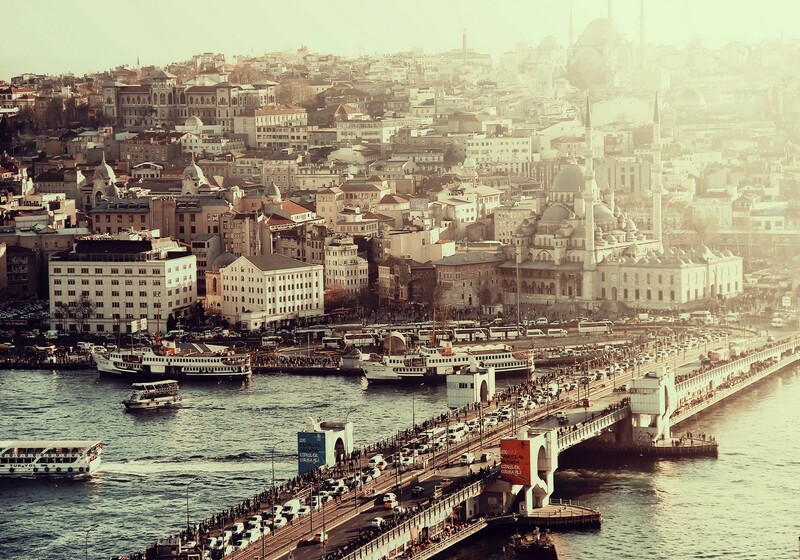 伊斯坦布尔-棉花堡