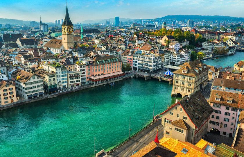 苏黎世(Zurich) - 卢塞恩(Luzern)